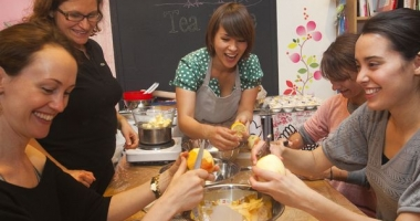 Cooking-Classes-Hen-Party-Carlingford