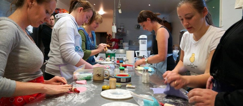 Cupcake-Classes-Hen-Party-Carlingford