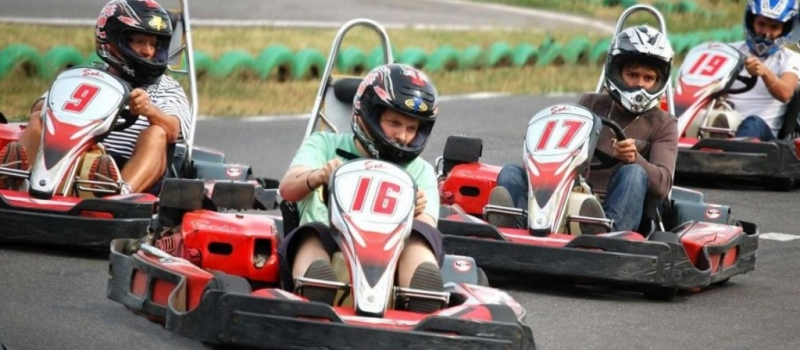 Stag Go Karting Carlingford